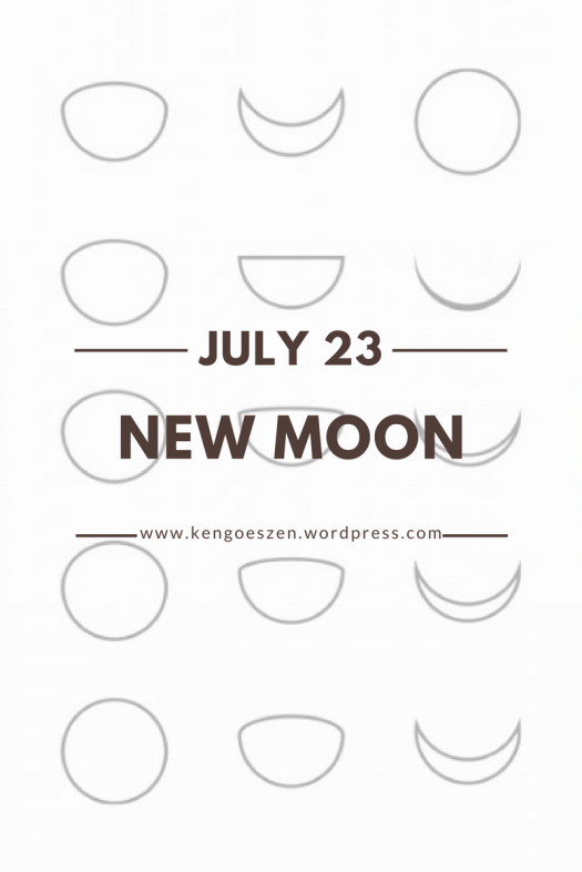 New moon blog graphic